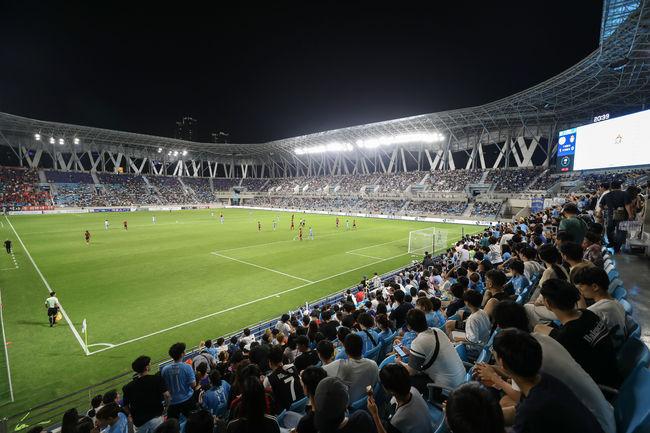 K联赛将于8月1日对观众开放,入场上限10%