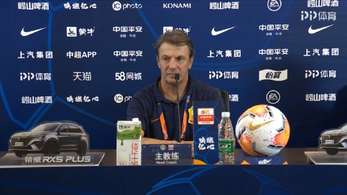 卓尔主帅何塞:胜利献给所有武汉球迷,刘云有很好的未来