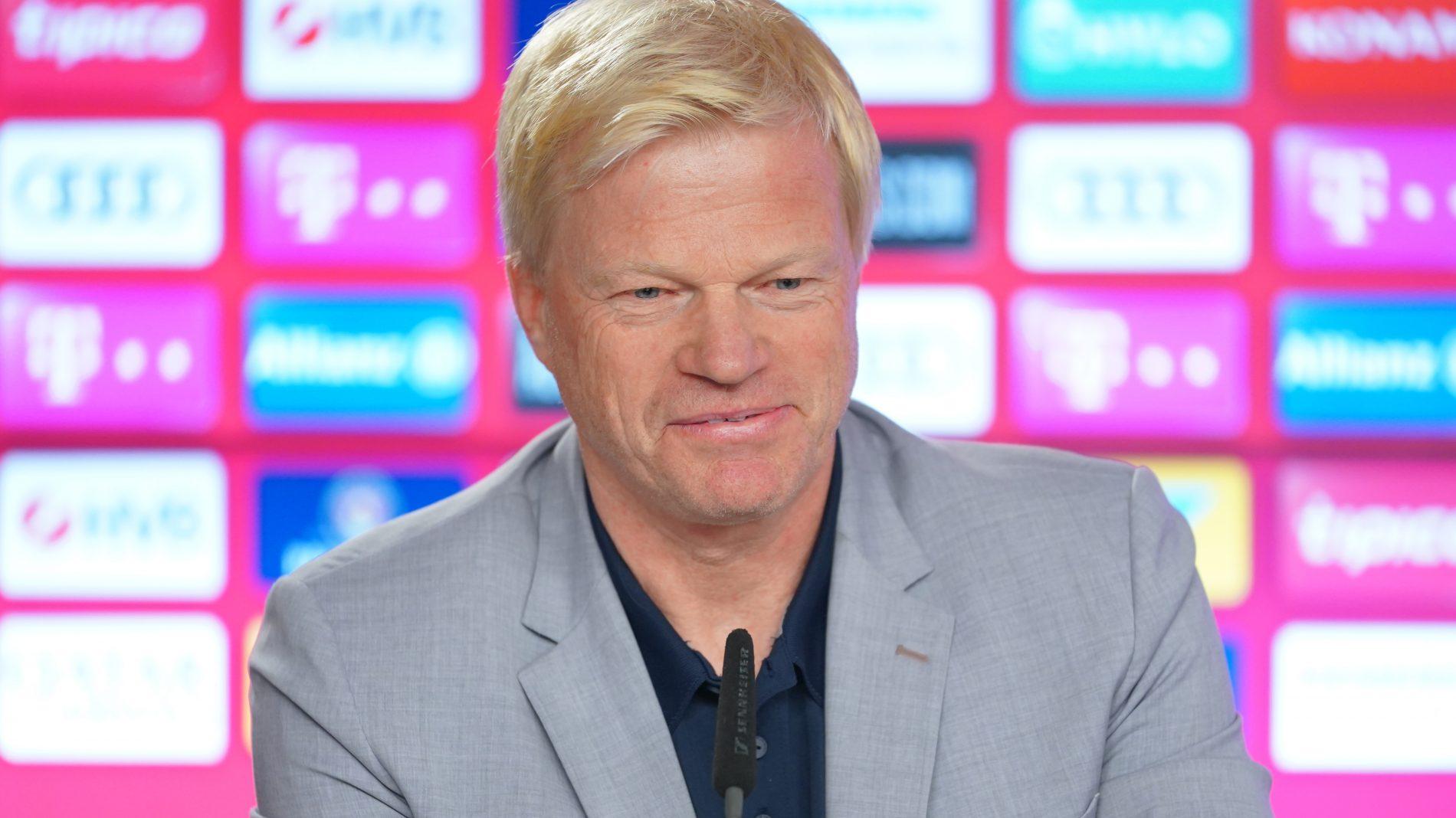 卡恩:若拜仁无法引进顶级球员,我们将是第一个被问责的