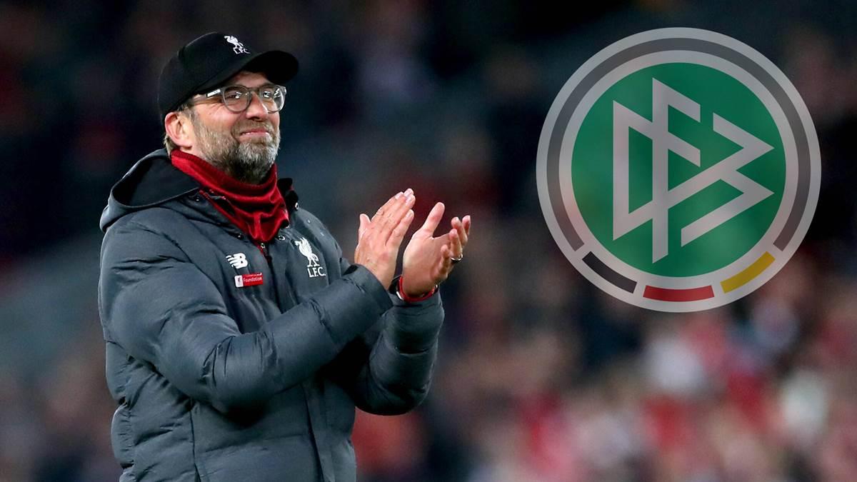 克洛普:不知是否会执教德国队,至少要在利物浦再干四年