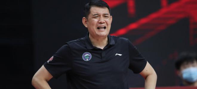 巩晓彬:球迷到来给球队很多鼓舞,输上海主要防守出问题
