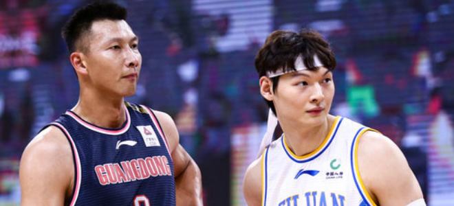 CBA常规赛各奖项候选公布:易建联与王哲林等5人候选MVP