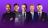 英超7月最佳教练候选人:瓜帅穆帅索帅、莫耶斯哈森许特尔