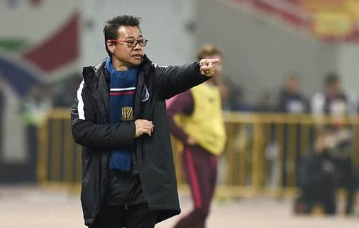 记者:吴金贵无限接近执教青岛黄海