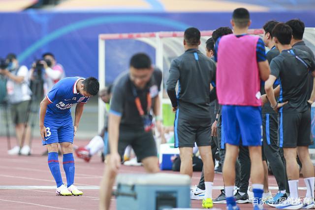 赵明剑:感谢主教练的信任,希望能得到申花球迷认可