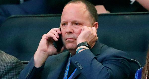 尼克斯总裁:尚未制定重建�r�g表,必须壹步壹个脚印