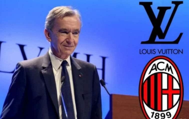 意媒:LV老板准备在近期收购米兰,有意邀请姆巴佩和瓜帅