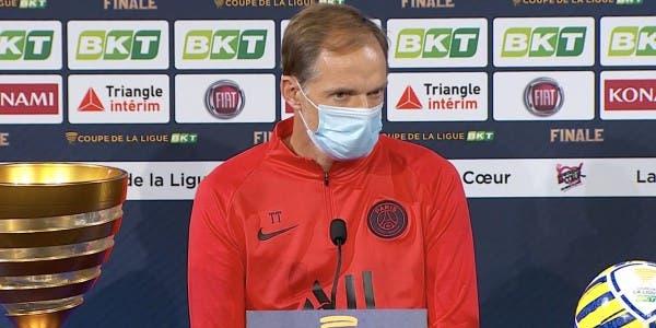 记者质疑巴黎进攻乏力,图赫尔:你们总是看到负面因素