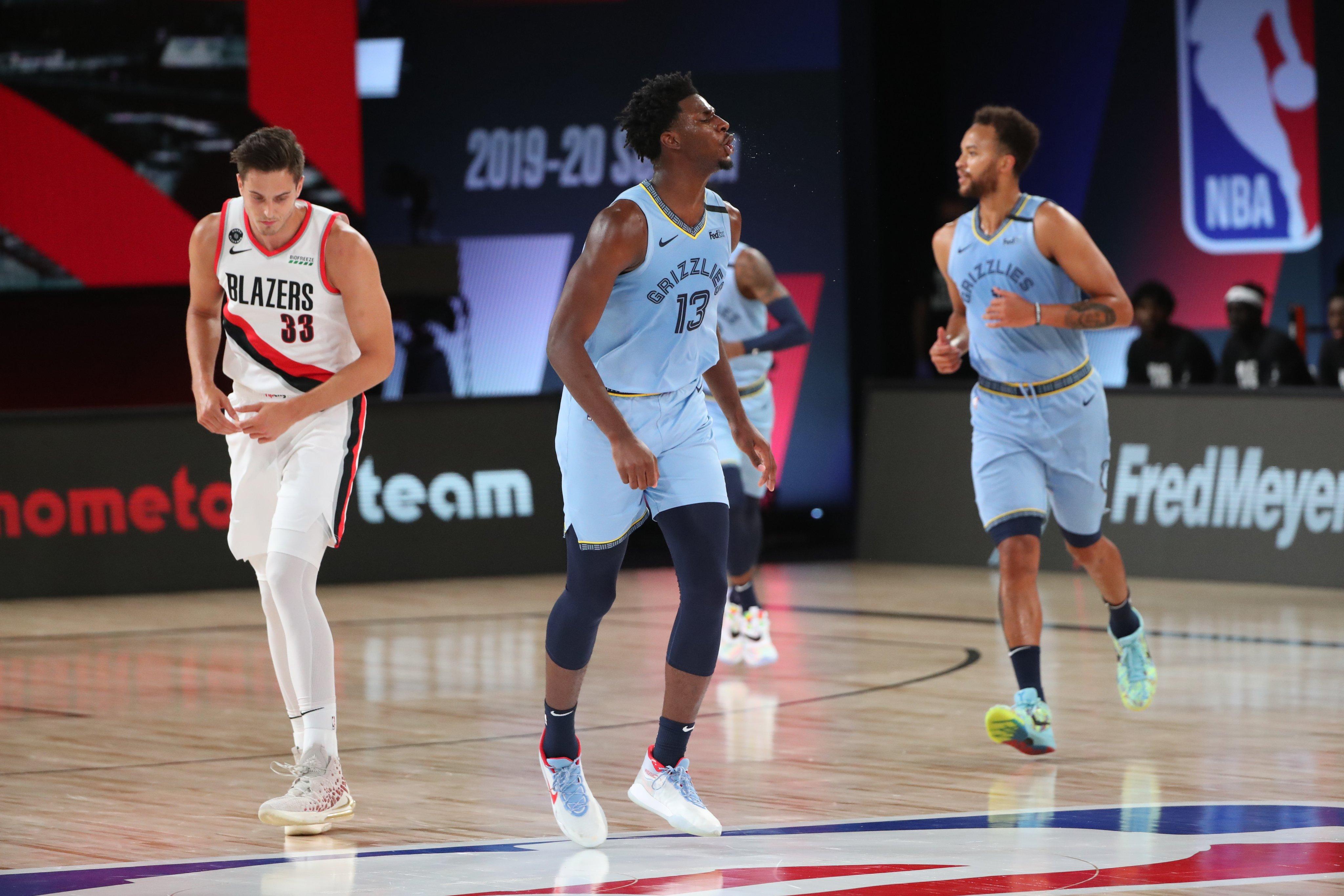 小贾伦-杰克逊更新社交媒体:今天不止于篮球