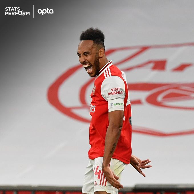 荣耀!奥巴梅扬成首位在足总杯决赛中首发担任队长的非洲球员