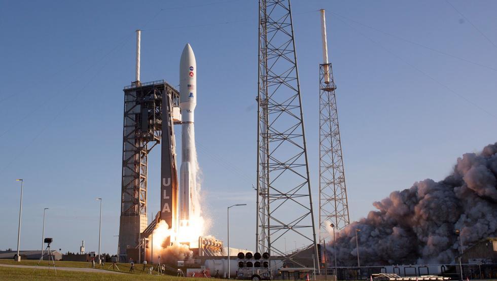 起飞喽!西蒙尼阿公等人的名字将随毅力号探测车前往火星