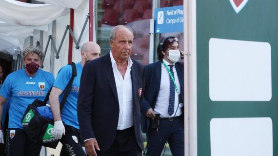 叒辞职了,官方:没能带领萨勒尼坦纳升级,文图拉引咎辞职