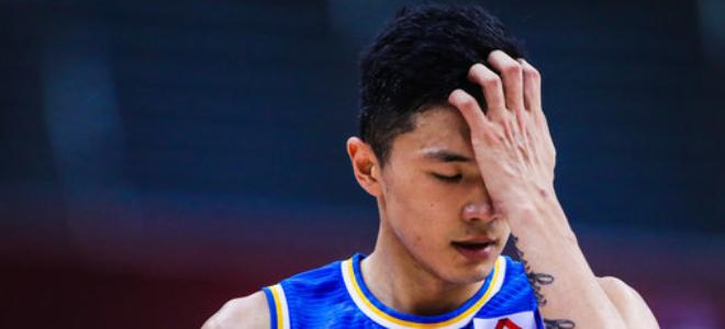 陈林坚遗憾告别赛季:不找借口,发挥确实不好