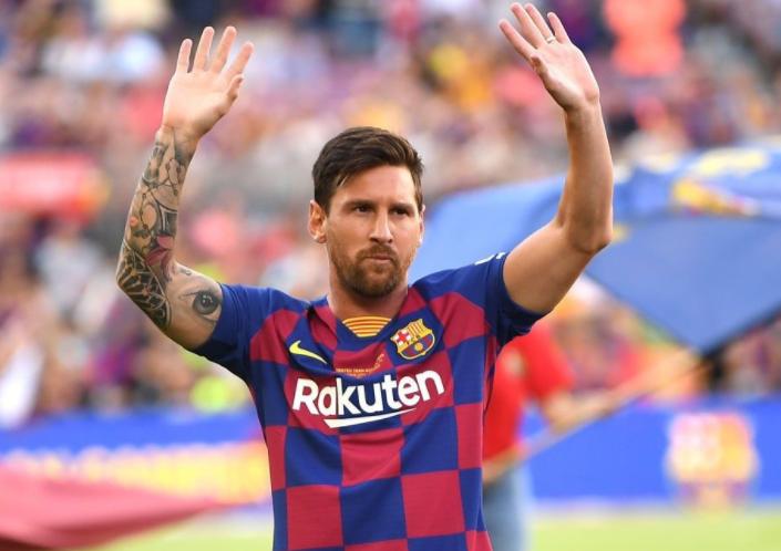 布拉伊达:虽然足球界一切皆可能,但我觉得梅西会留巴萨