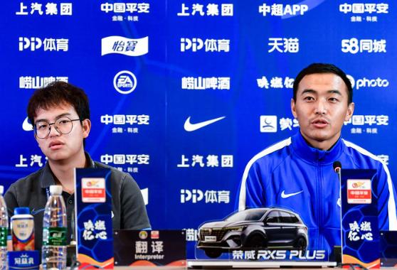 冯潇霆:老将和年轻球员共存是一支球队的正常架构