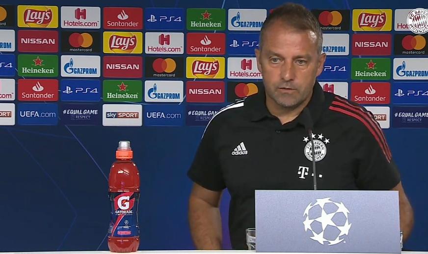 弗里克:我很欣赏切尔西的踢法,希望他们卸下包袱来比赛