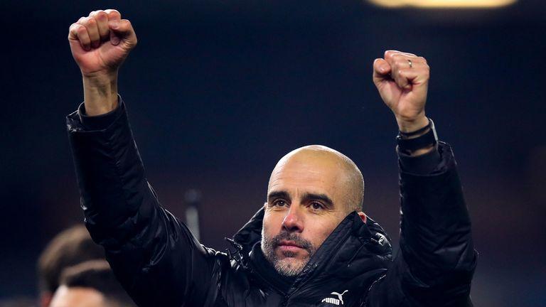 强!瓜帅在欧冠淘汰赛已获28场成功,一切教练中最多