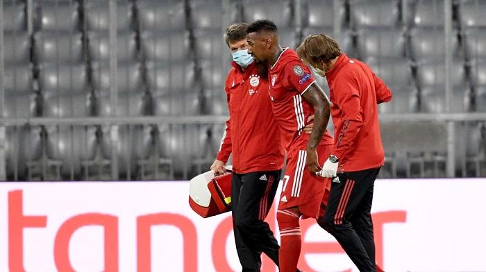 聚勒:希望博阿滕的伤势不重,在欧冠我们需要他