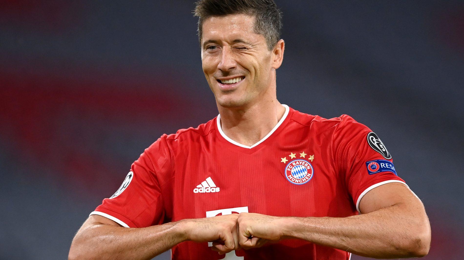 大施魏因斯泰格:莱万是现在比梅西C罗更好的球员