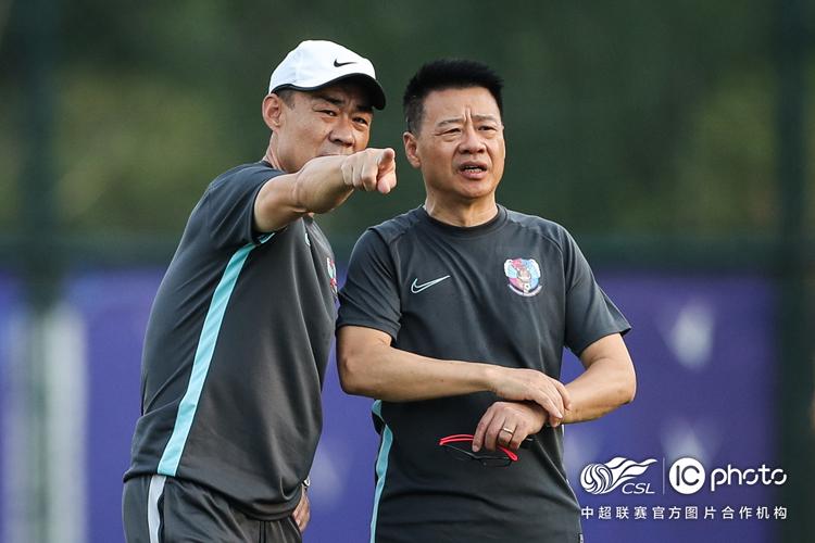 吴金贵:战平上港很提气,执教黄海对我来说也是一种挑战