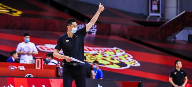 杜锋:离冠军越近就越困难,今晚比赛开局很关键