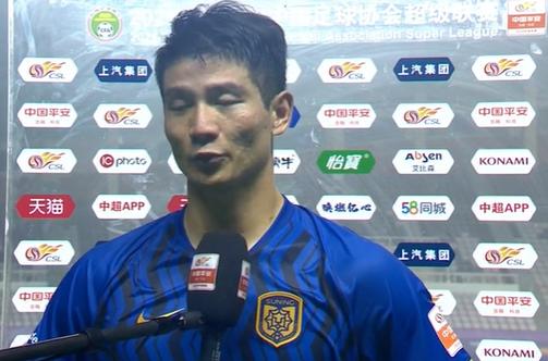 吉翔:这场问题确实比较多,好好准备下场比赛