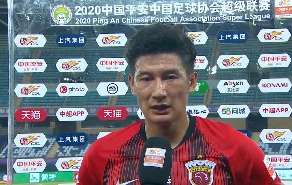 于海:对比赛结果不满意,希望早日解决先丢球的问题