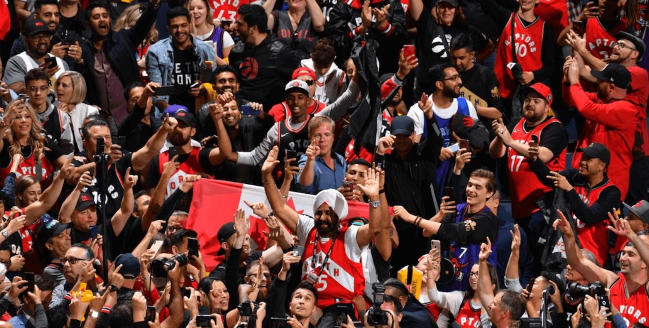 洛瑞:想念我们的球迷们,多伦多的球迷世界第一