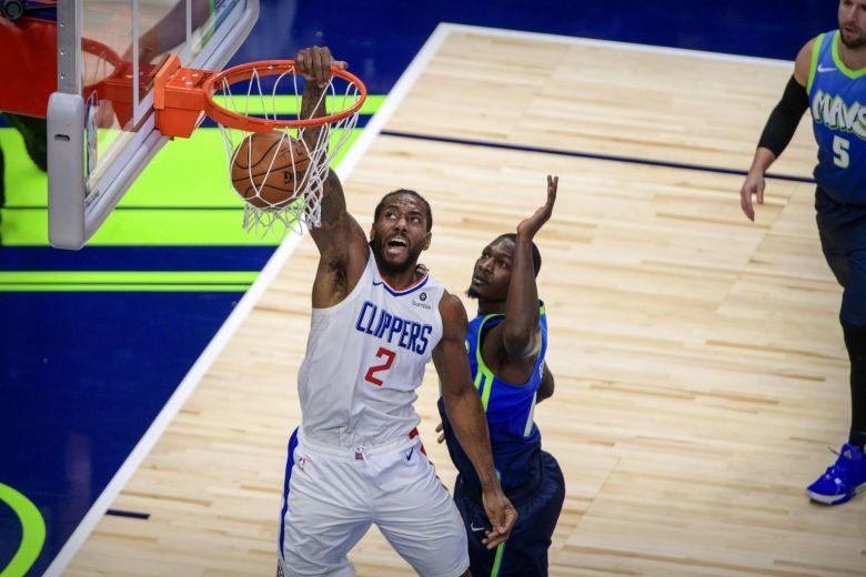 美媒晒伦纳德赛季对独行侠数据:场均31分8.3篮板3.7助攻