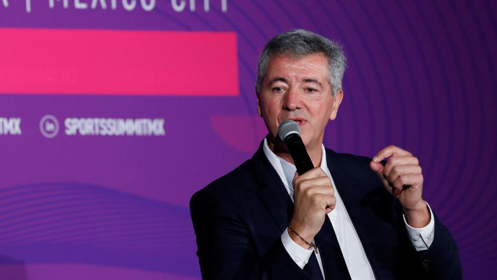 马竞CEO:西蒙尼让我们成为了欧洲最佳之一,继续保持