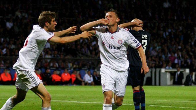 托利索:10年前拜仁踢里昂时,我还是个失望至极的球童
