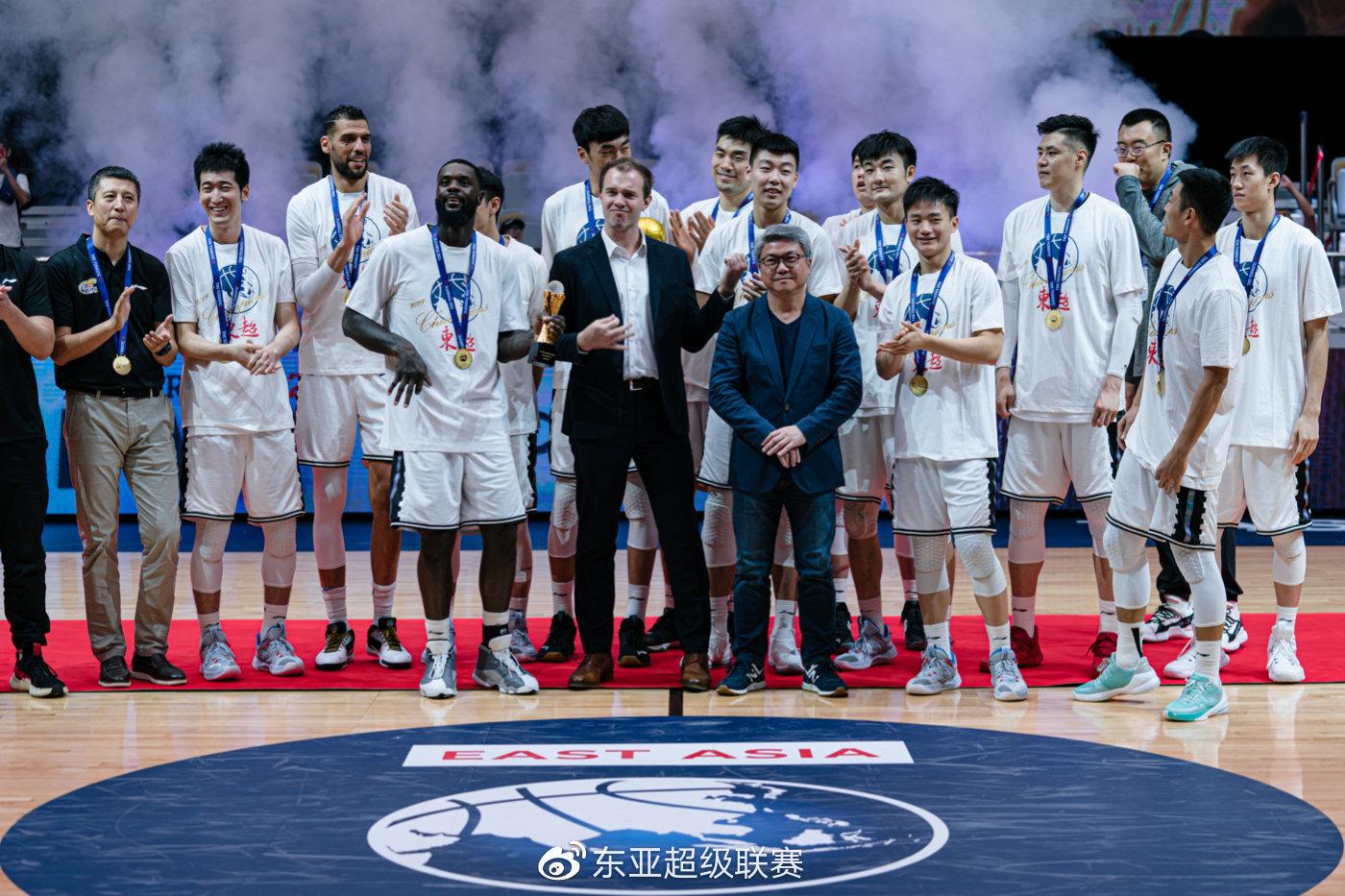 东亚超级联赛与FIBA签定多年制定以升迁东亚俱笑部程度