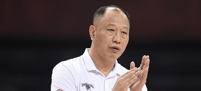 同曦官方:主教练崔万军因幼我身体因为离任