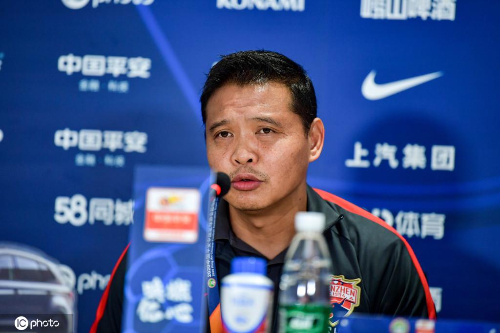 张效瑞:王永珀身体已经恢复,是否首发比赛的时候再定