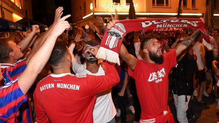 全国重视!德国国内1300万人收看拜仁欧冠决赛