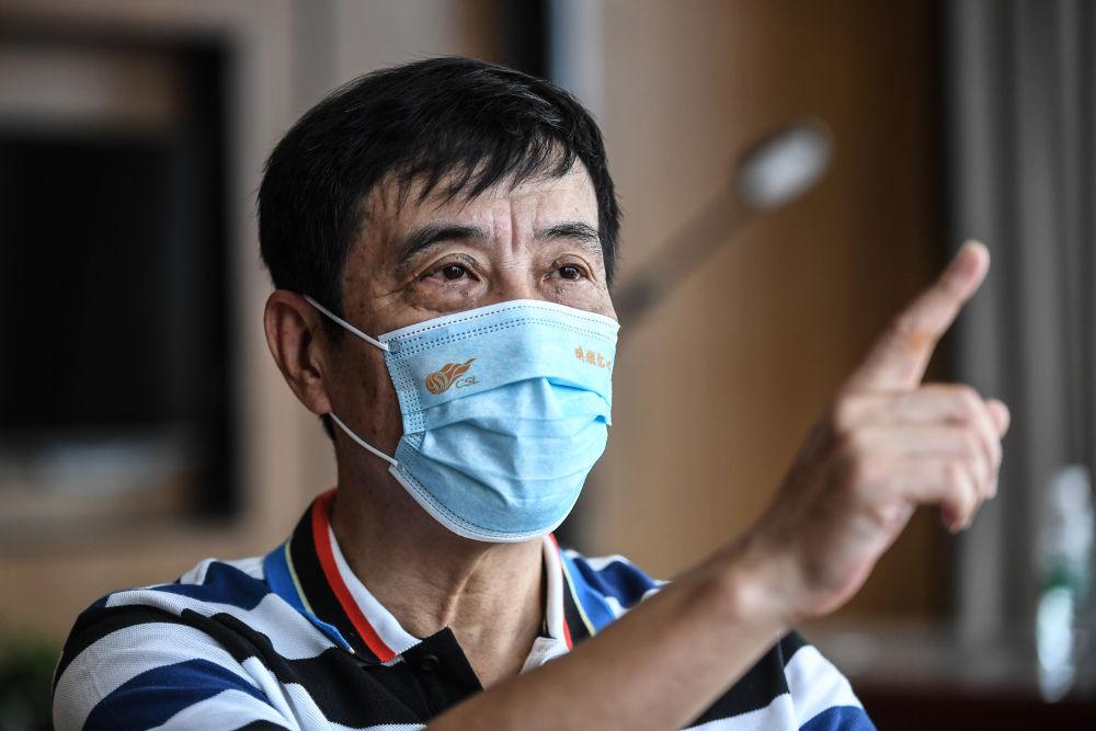 新华社评陈戌源担任足协主席这一年:务实、勇气、担当