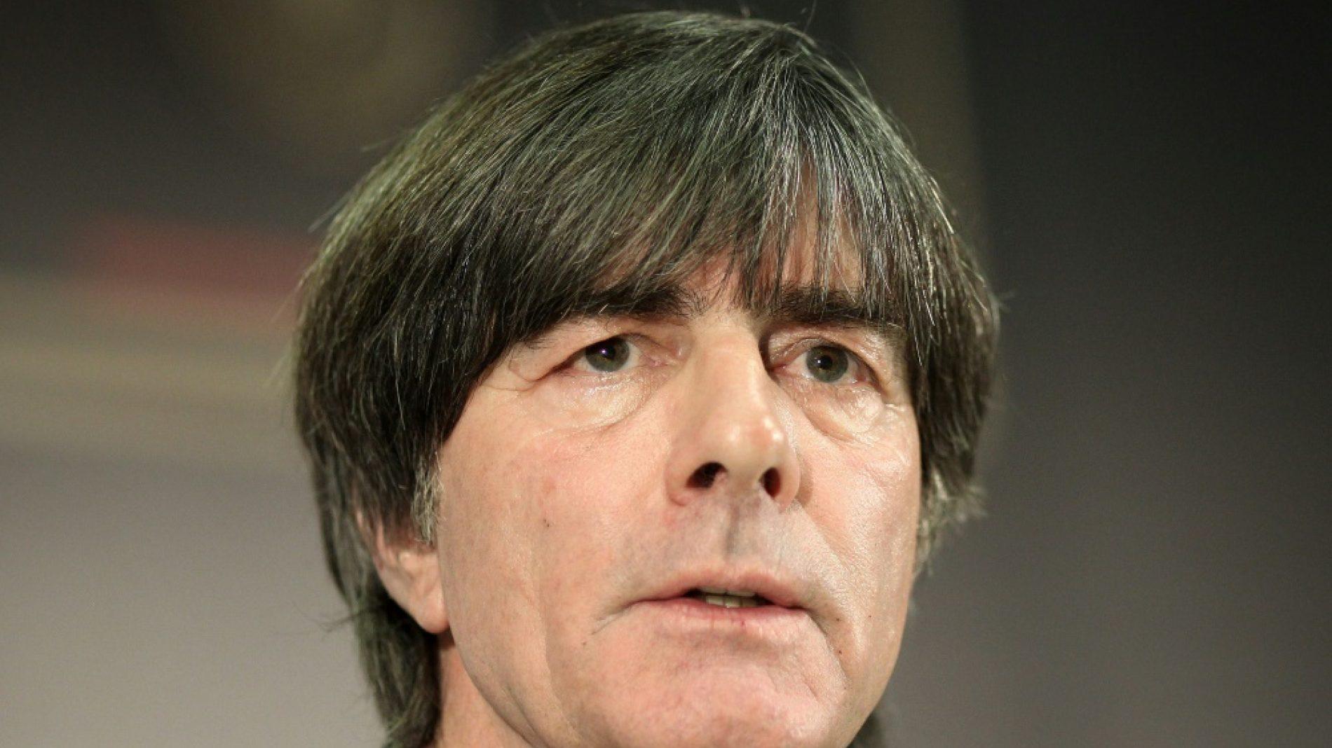 弗里克接班德国队帅位?勒夫:我相信他有这个能力