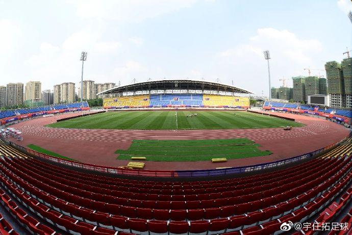 2020赛季中甲开幕式9月12日举行,举办地定在成都