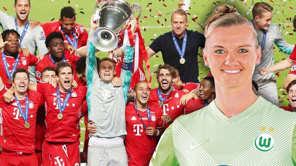 冲击第二个三冠王!狼堡女足队长:拜仁夺冠是个好征兆