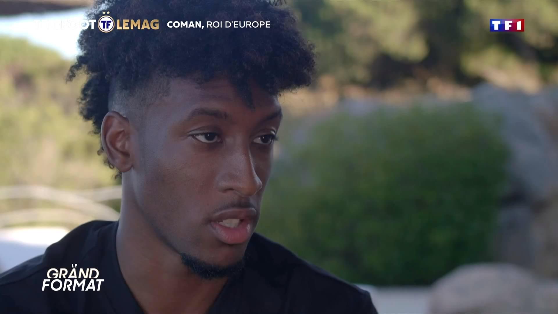 科曼:我在巴黎踢不了首发,但巴黎已经是我的过去式了