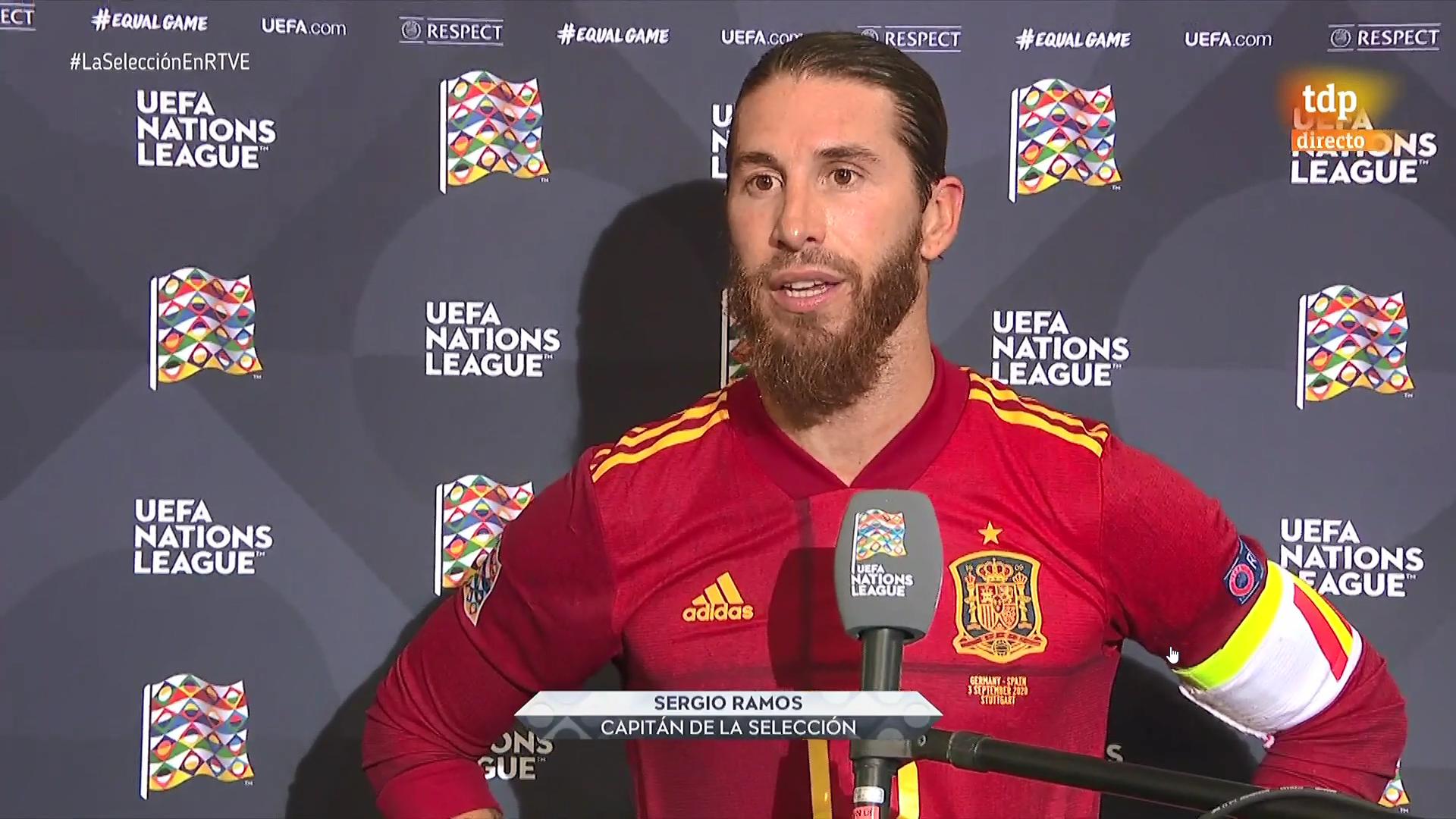 拉莫斯:对年轻球员首秀很满意,球队还需不断提高