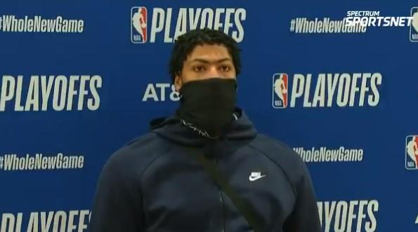 csgo下注戴维斯谈隆多:能让詹姆斯只考虑攻击模式,只需适应一下_csgo下注NBA新闻