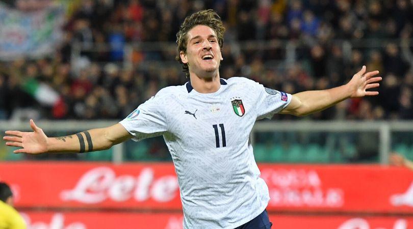 意大利队医:所有人都在担心扎尼奥洛的左膝十字韧带