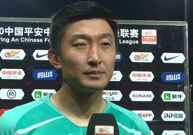 张翀:给龙东的助攻有练习过,进球靠的还是龙