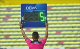 Laliga向西班牙足协申请 下赛季西甲西乙继续5个换人