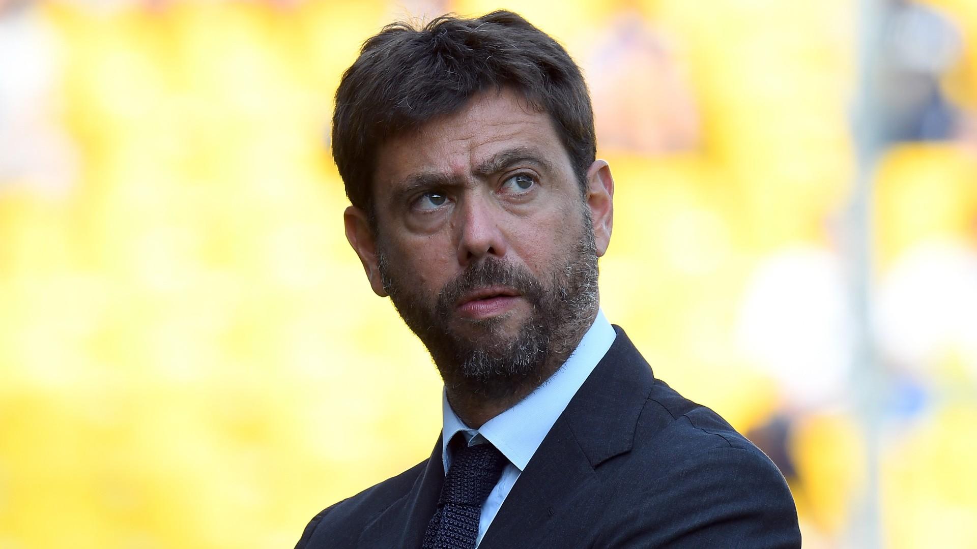 阿涅利:欧冠改制2024年后再说,要保证中小球队的发展