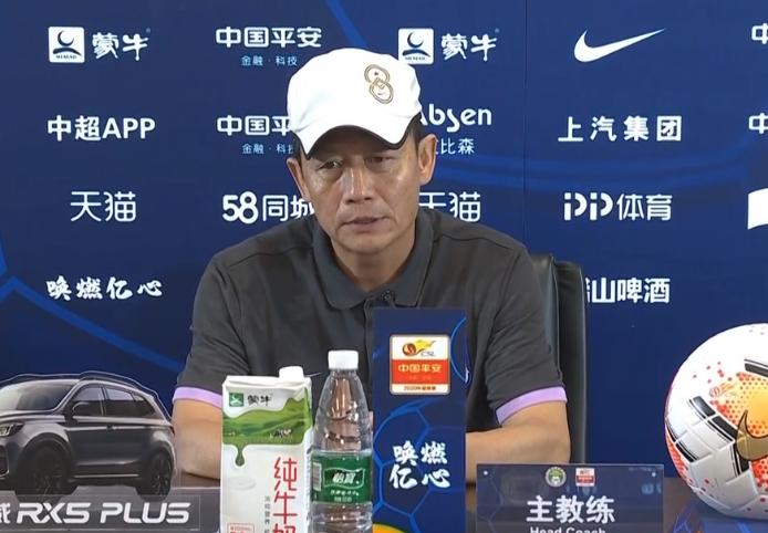 王宝山:国安取胜很合理,但我们的表现已经比之前要好