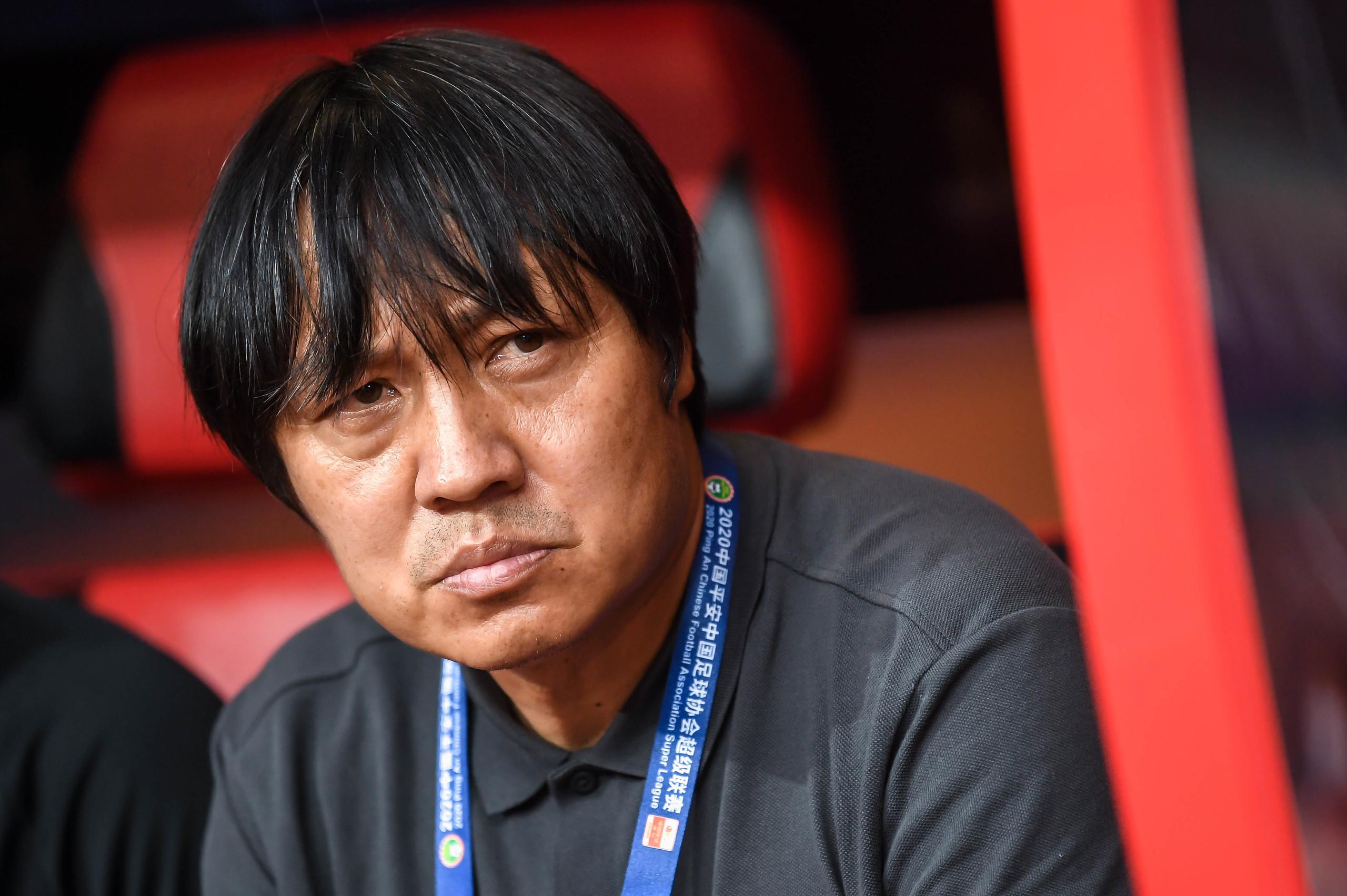 谢峰:2-2重庆赛后,我没有指责助理教练的意思