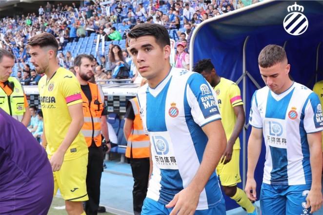 官方:西班牙人后卫维克托-戈麦斯租借加盟西乙米兰德斯