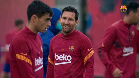 里瓦尔多:梅西能够踢到38岁,现在的法蒂还难担大任